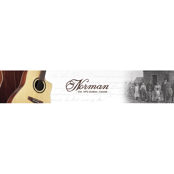 Norman Acoustic Guitars