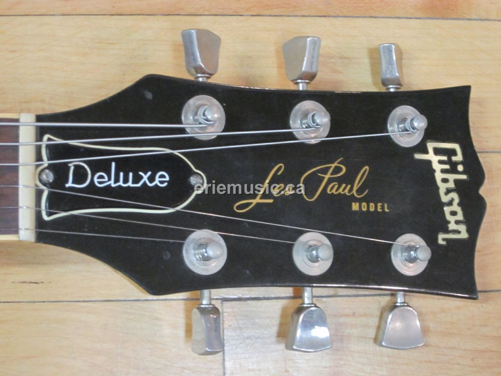 Gibson Les Paul Deluxe 1979 SOLD