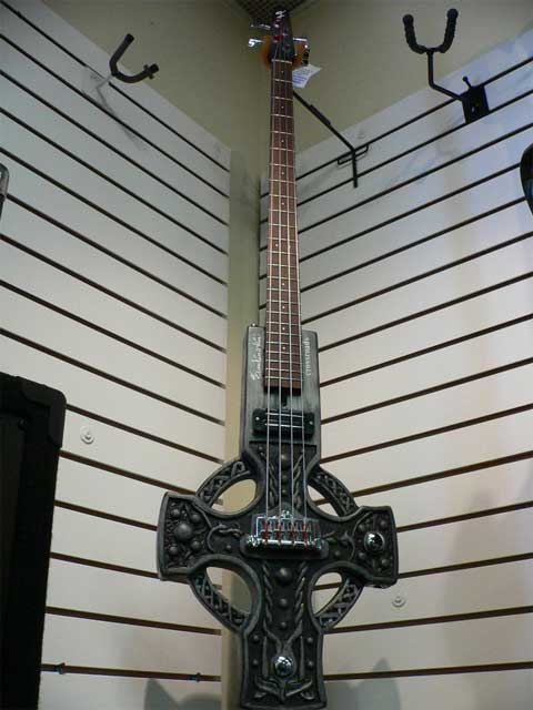 Frankinstein Crossroads Bass - SOLD