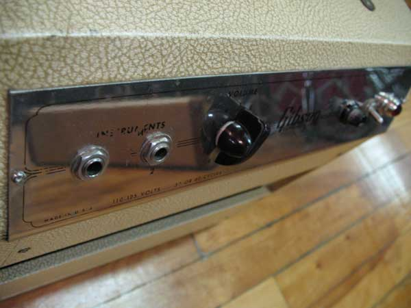 Gibson GA-5 Amp approx. 1957 - SOLD!