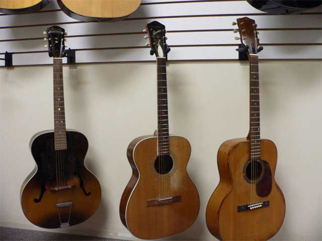 Harmony Acoustics 1950's & 60's - SOLD