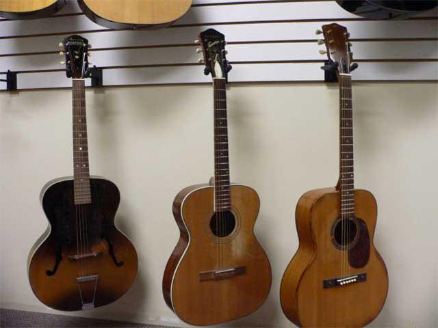 Harmony Acoustics 1950's & 60's - SOLD