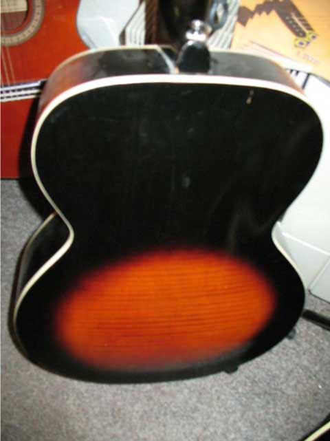 Kay Archtop 1960's - SOLD