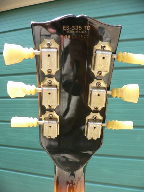 Gibson ES-335 1976 - SOLD (bought by George Canyon!)