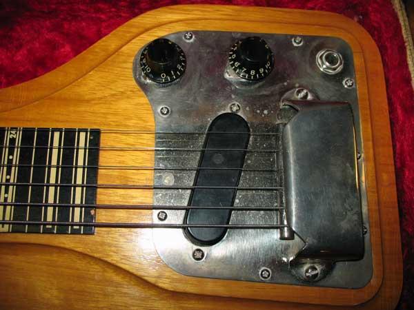 Gibson Skylark Lapsteel 1957 - SOLD