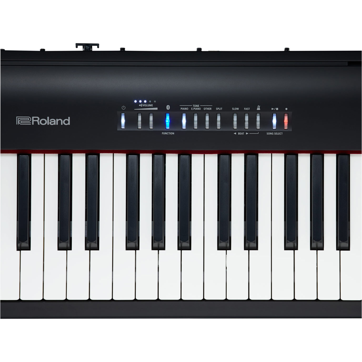 Roland Fp 30 Digital Piano Black Erie Music