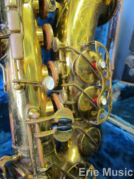 Buffet Super Dynaction Alto Saxophone 1971-SOLD!!