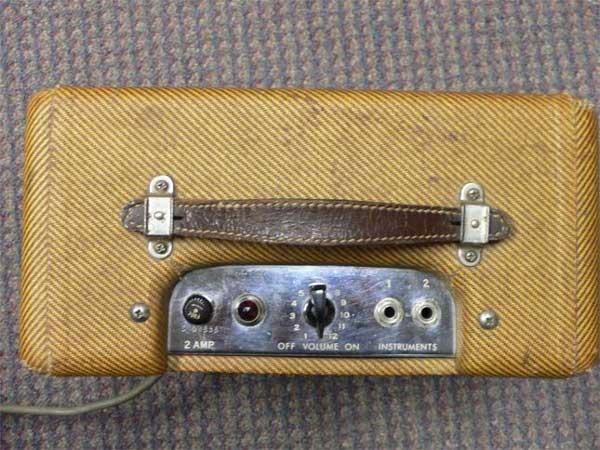 Fender Champ Amplifier 1958 - SOLD