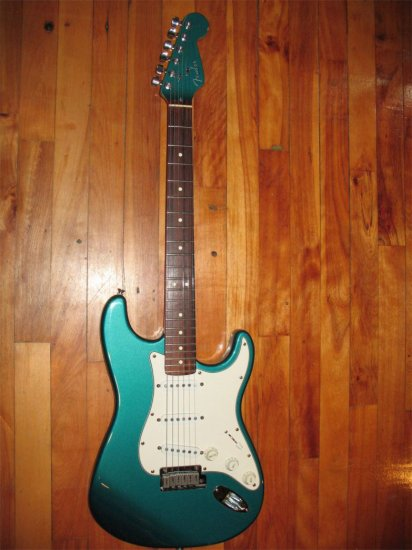 Fender Stratocaster Matching Headstock 1995 - SOLD