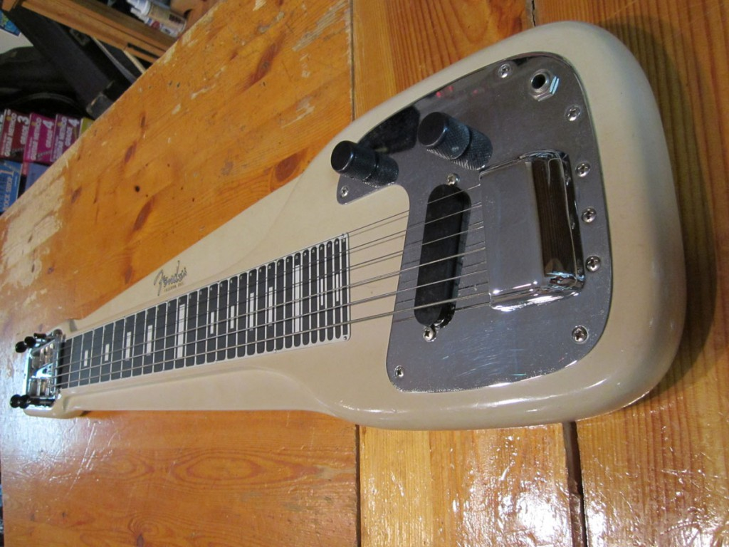 Fender Champ Lap Steel 1960 SOLD!