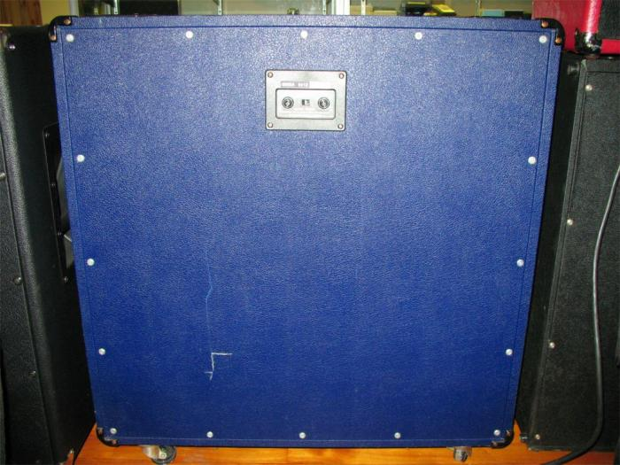 Marshall Anniversary 4x12 Cabinet 1992 - SOLD!