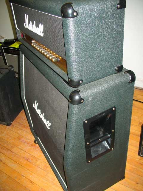 Marshall JCM 900 - 100 watts - SOLD!