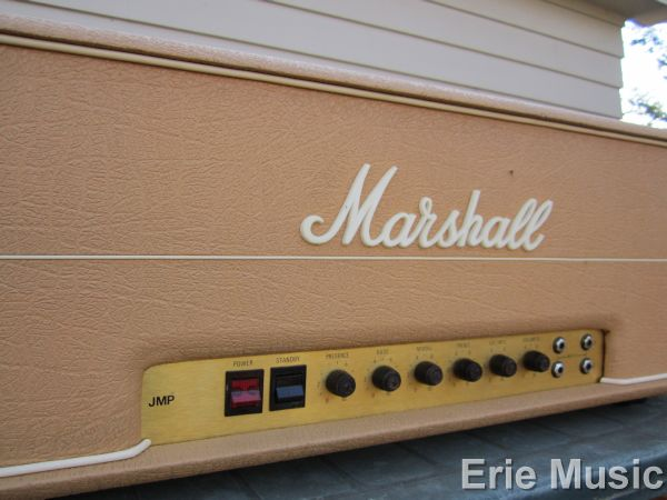 Marshall JMP Super Lead 100 Mk 2 from 1977 - SOLD!