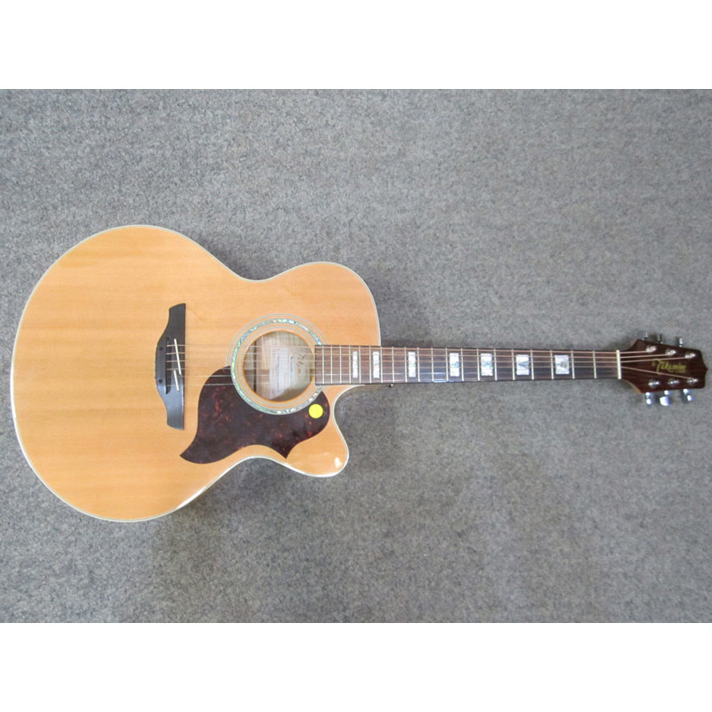 Takamine EG523SC Acoustic-Electric Guitar – SOLD
