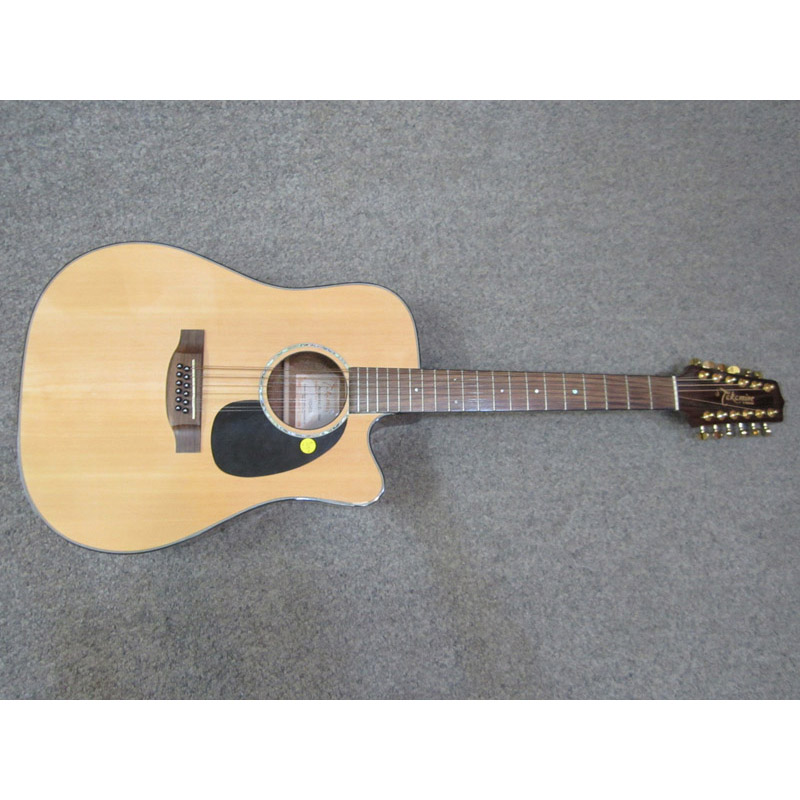 Takamine EG345C 12 String Acoustic-Electric Guitar - SOLD