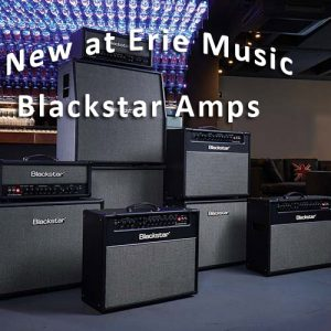Amplifiers - Guitar and Bass