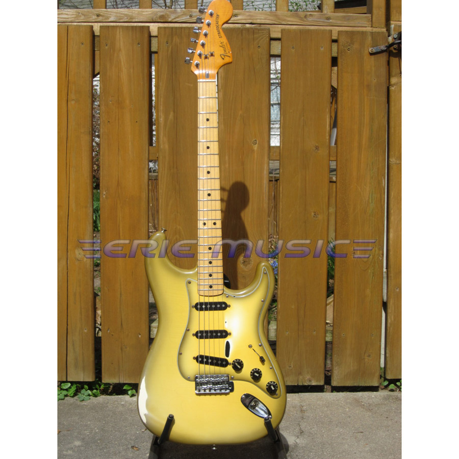 1978-79 Fender Antigua Strat!